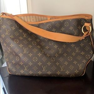 Authentic LV Delightful MM